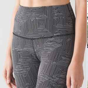 lululemon Wunder Under Pant (High Rise)